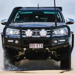 RFM 4x4 199 Logan Road Woolloongabba Image Bars & Racks - RFM4x4 2015-Hilux-T13-Steel-Bullbar-150x150 - Recreation Fleet and Mining