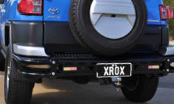 RFM 4x4 199 Logan Road Woolloongabba Image BULL BARS REAR BARS SIDE BARS - RFM4x4 Xrox-Rear-Bar - Recreation Fleet and Mining