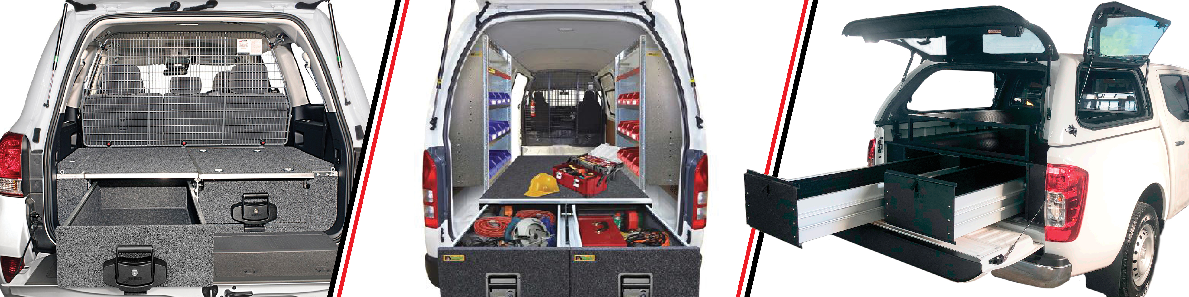 RFM 4x4 199 Logan Road Woolloongabba Image Drawer Systems - RFM4x4 Drawer-Systems-1 - Recreation Fleet and Mining